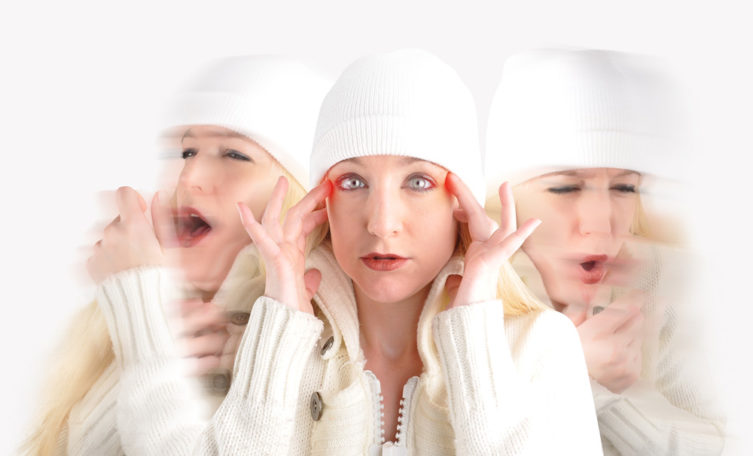Галлюцинации у подростков